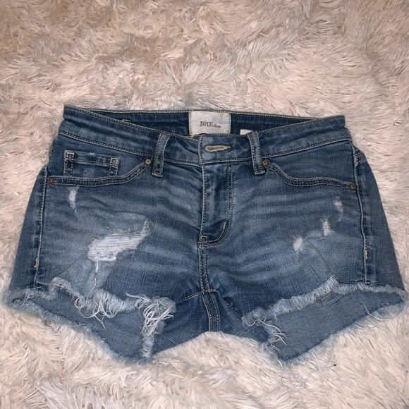 BKE Pants - Women denim shorts